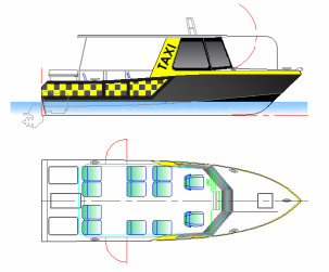 water taxi design