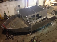Work boat build